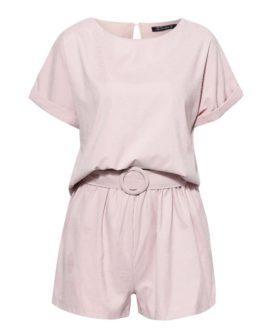 Casual Streetwear Summer Two Piece Jumpsuit