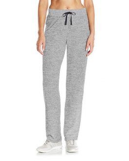 Causal Yoga Sport Drawstring Waist Pants With Pockets