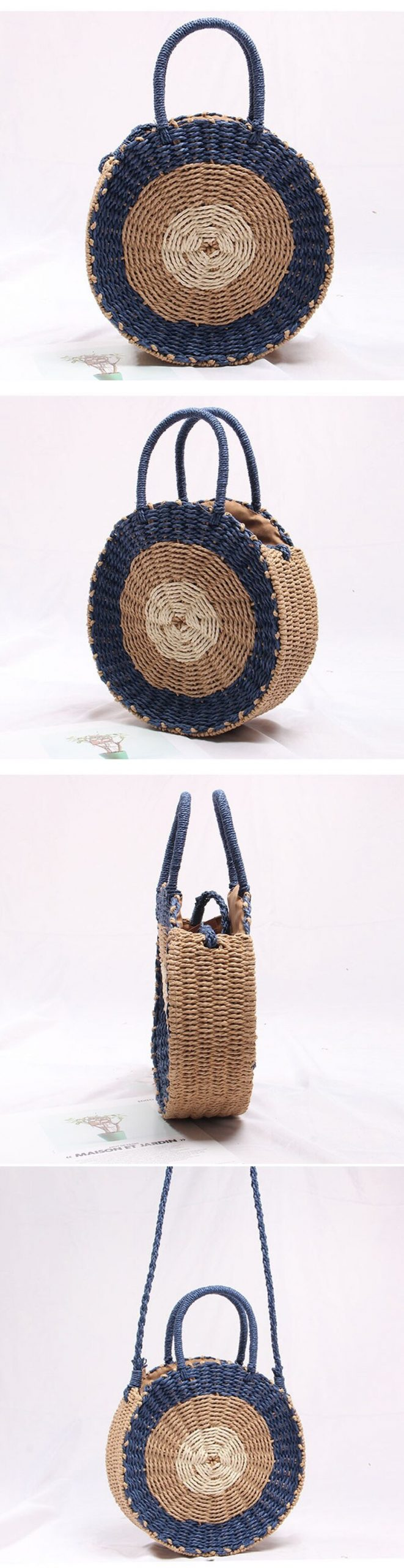 Fresh Rattan Woven Straw Rope Knitted Beach Bag 8.1 scaled