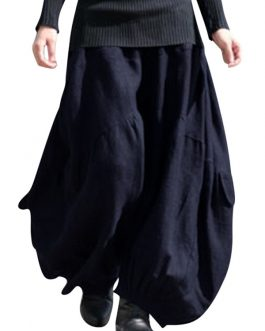 Harem Casual Loose Baggy Lantern Pants
