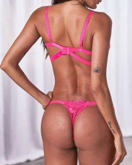 Lingerie Bras Women Bra Polyester 2 Piece Swimsuit