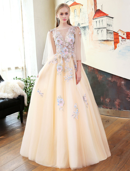 Velvet Sweetheart Ball Gown Appliques Beading Embroidery