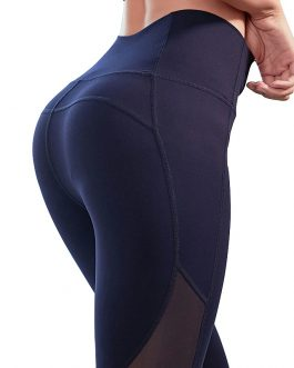 Patchwork Workout Sport Leggings