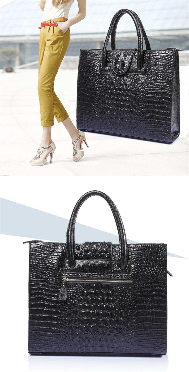 Crocodile Pattern Totes Evening Package Shoulder Messenger Bag4 1