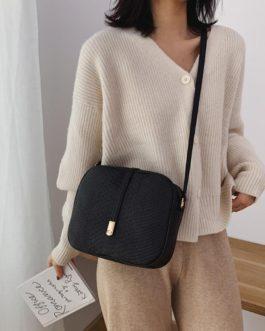 Elegant Tassels Zipper Bag Crossbody Messenger Bags