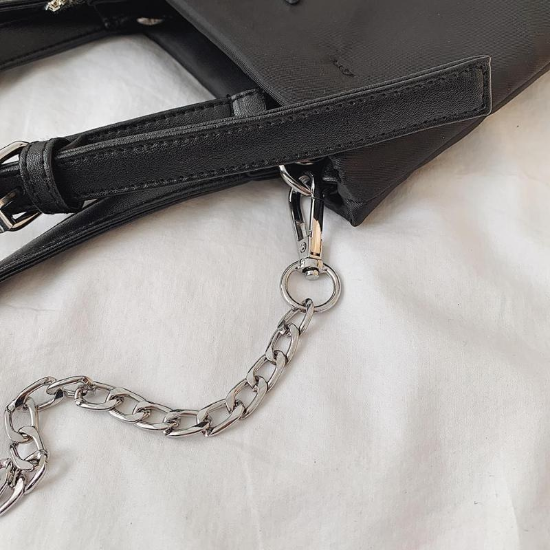 Hot Sale Handbags Oxford Cloth Shoulder Crossbody Bag Solid Color7