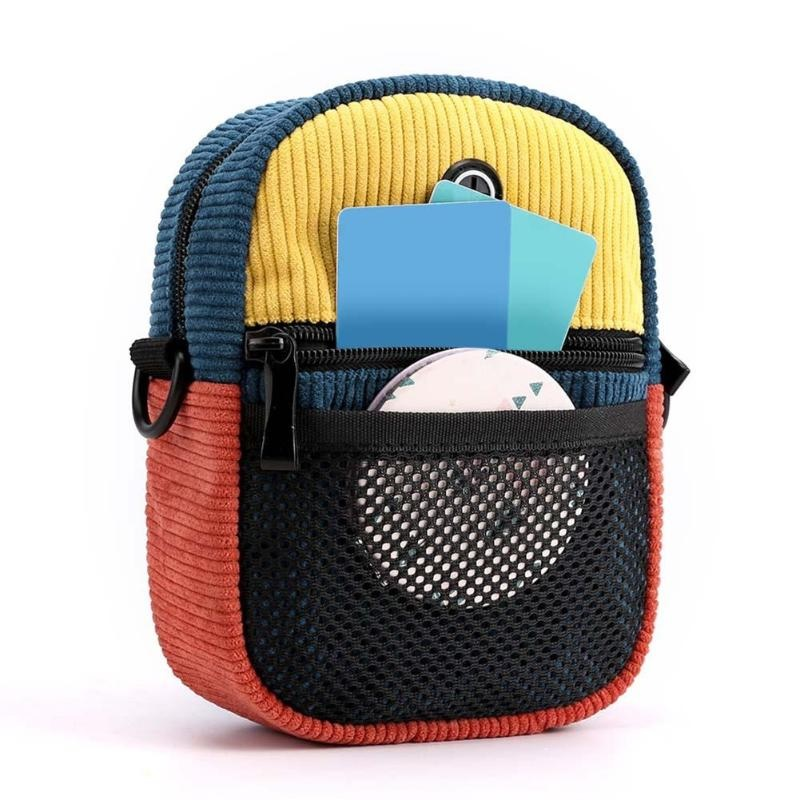 Korean Messenger Totes Bag High quality Personality Breathable4