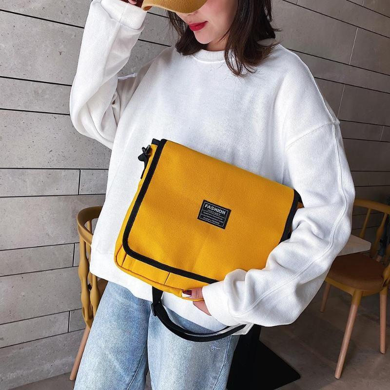 New Fashion Handbags Wear resistant Casual Messenger Bag 2