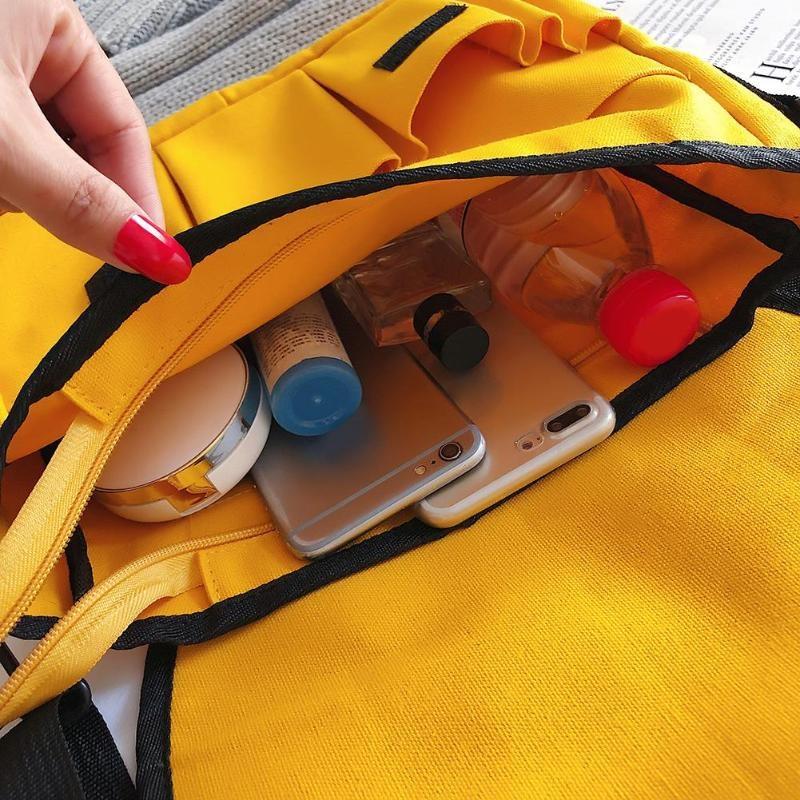 New Fashion Handbags Wear resistant Casual Messenger Bag 5