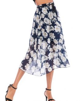 Printed Bottoms Skirt For Women