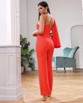 Sexy Sleeveless Elegant Solid Casual Bodysuit