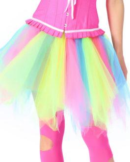 Skirt Rainbow Bottoms Petticoat