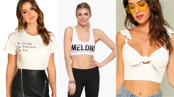 19 Top White Tops to Kickstart Your Summer