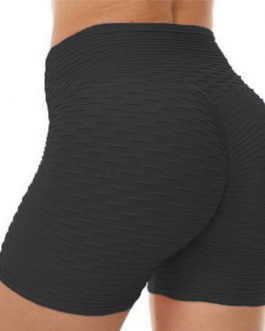 Swimwear Push Up Bathing Bottoms Yoga Running Shorts