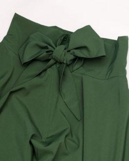 Swing Natural Waist Maxi Skirt