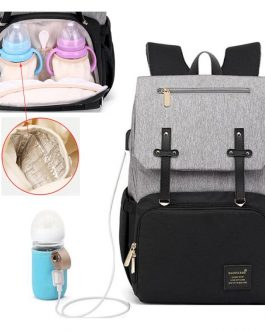 Waterproof Travel Nursing Diaper Maternity Nappy Baby Care Bakcpack