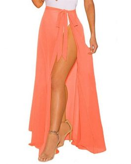 Wrap Swimsuit Beach Cover Up Skirt