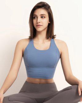 Beautiful Strappy Fitness Sports Bra