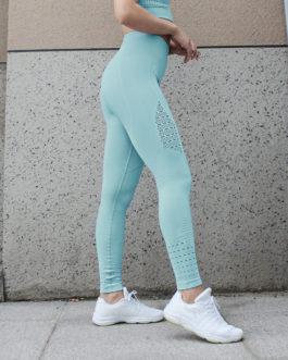 Flexible Seamless Jogger Workout Sport Pants
