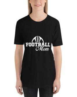 Football Mom Unisex Premium T-Shirt