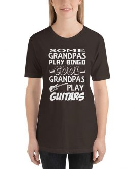 Grandpa guitars printfile Unisex Short Sleeve T-shirt