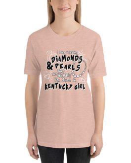 Like Wearing Diamonds Unisex Premium T-Shirt