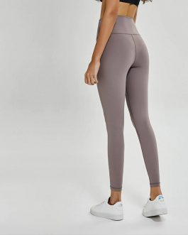 Naked-Feels Plain Sport Fitness Leggings