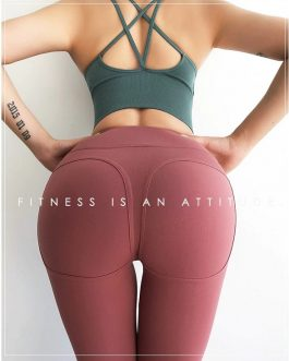 Push Hip Training Sport Leggings