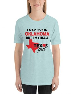 Texas Girl Unisex Premium T-Shirt