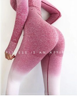 Tummy Control Fitness Workout Leggings