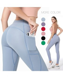 Butt Lifter Yoga Leggings With Pockets