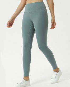 Euro Sporty High Waist Skinny Yoga Legging