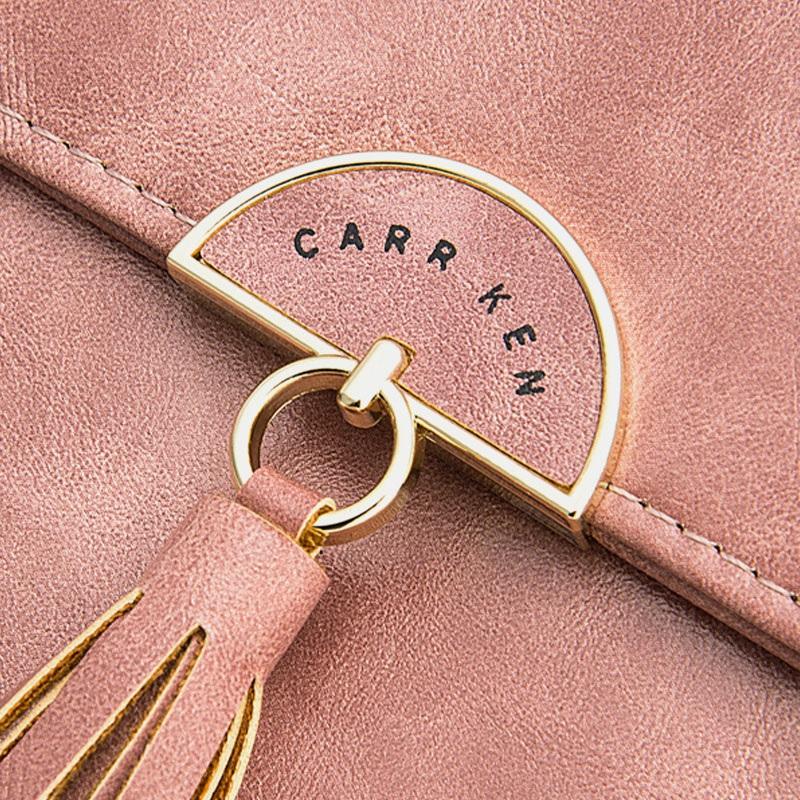 Fashion Tassel Shoulder Bag Phone Bag3