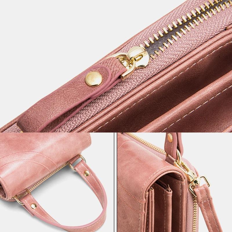Fashion Tassel Shoulder Bag Phone Bag4