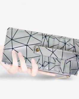 Leather Tassel Zipper Portefeuille Long Cute Wallet