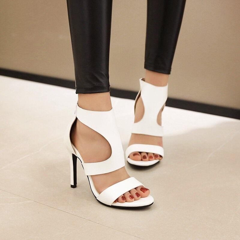 Open toe Stiletto High Heels Sandals 10.4