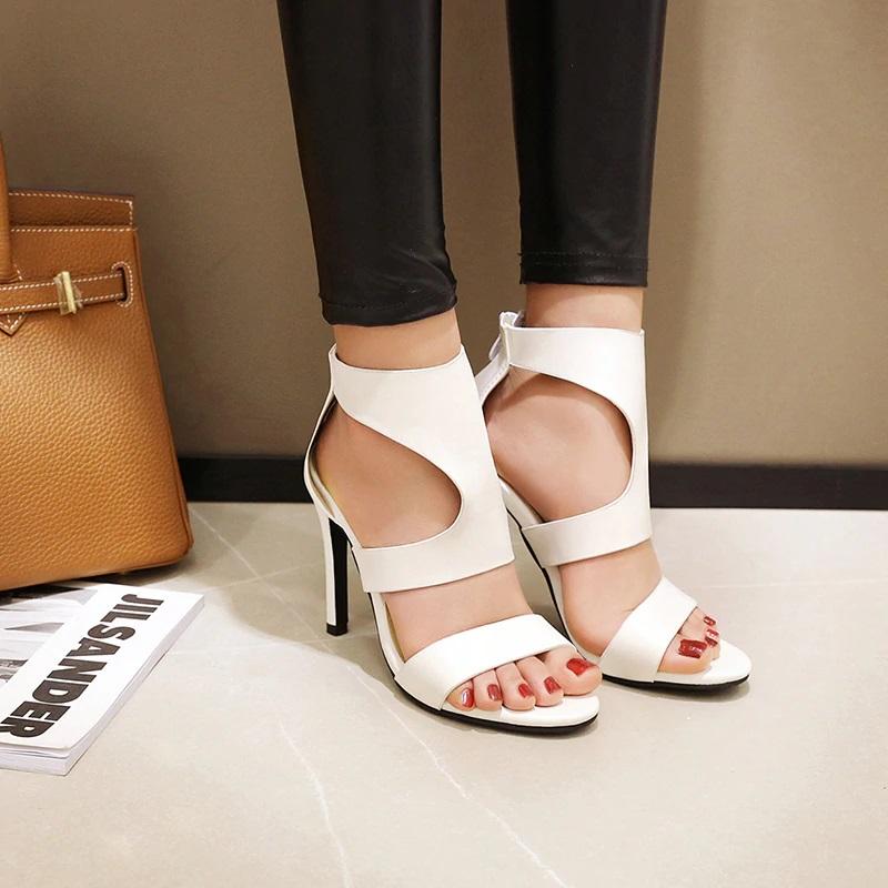 Open toe Stiletto High Heels Sandals 10.6