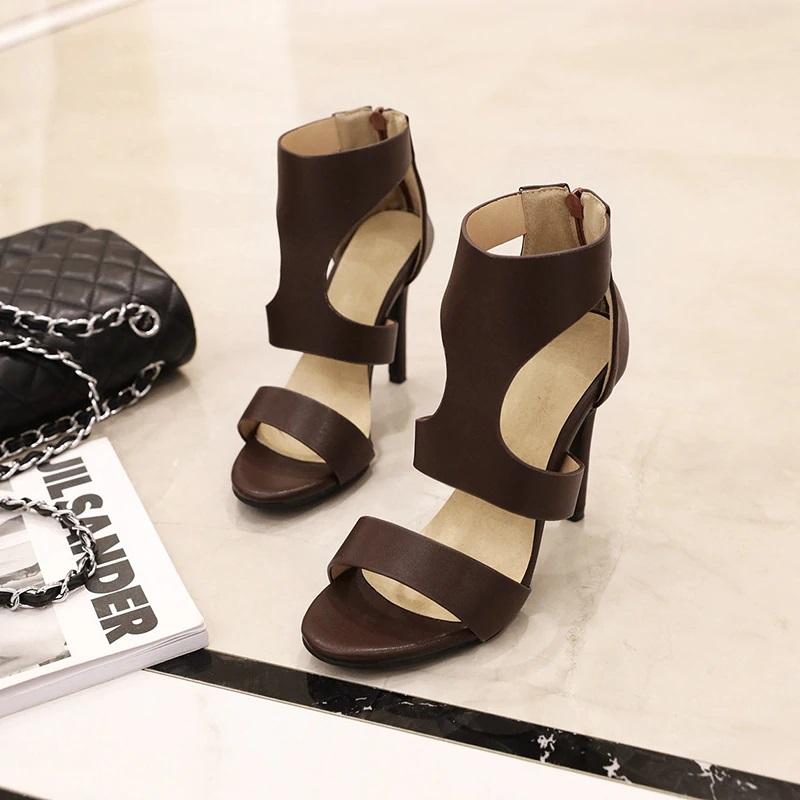 Open toe Stiletto High Heels Sandals 10.8