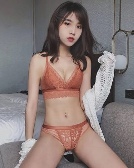 Sexy Lace Bra No Wire Underwear Bra Set and Panties