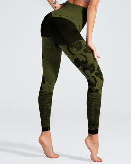 Squatproof Hollow Out Workout Gym Tights
