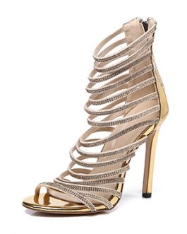 Gladiator High Heel – Strappy / Narrow Heel