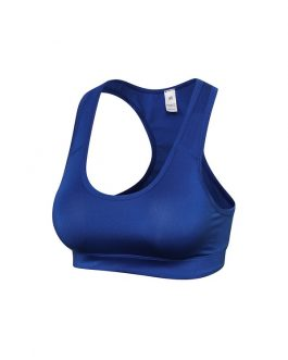 U Neck Wire Free Breathable Yoga Tops