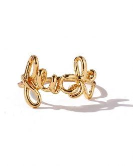 Fashion Geometry Finger Rings Vintage Jewelry Gifts