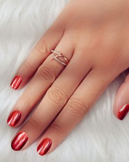 Rings Finger Jewelry Rhinestone