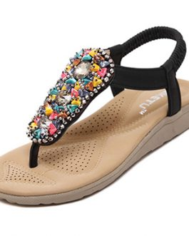 Sandals – Candy Gem Beaded