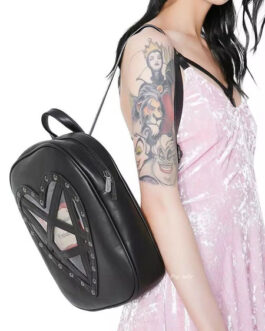 Steampunk Lolita Rivet Backpack Bag