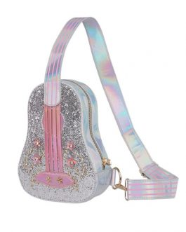 Sweet Lolita Bag Violin PU Leather Cross Body Bag