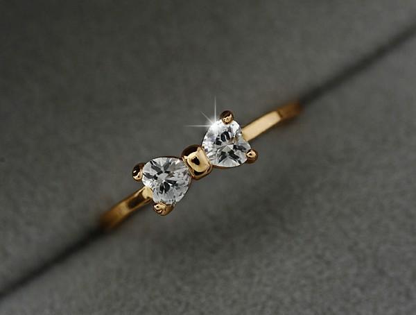 Wedding Engagement Cubic Zirconia Rings2