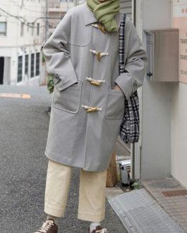 Oversized Duffle Coats Lolita Overcoat Outwears