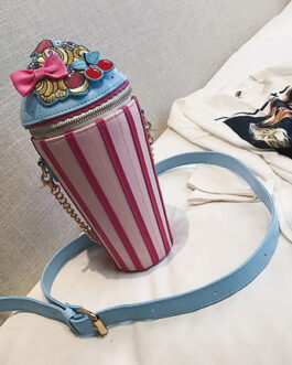 Sweet Lolita Handbag Ice Cream PU Leather Cross Body Bag
